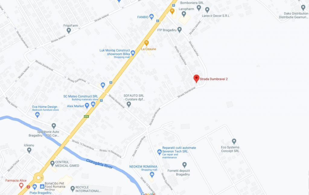 contact - locatie